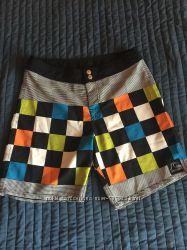 Фірмові пляжні шорти