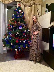 Стильное крутое модное платье