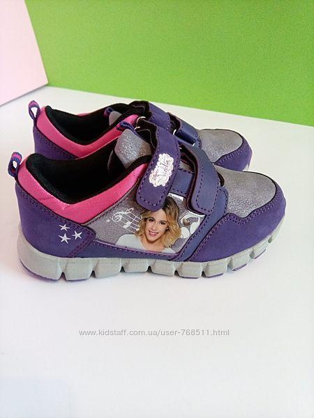 Кросівки для дівчинки Disney 30 розмір