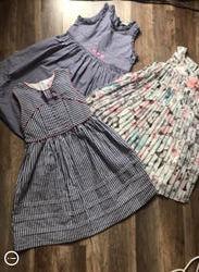 Белоснежные, нарядные платья 2-3 года в отл. состоянии