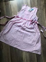 Продам новое хлопковое платье