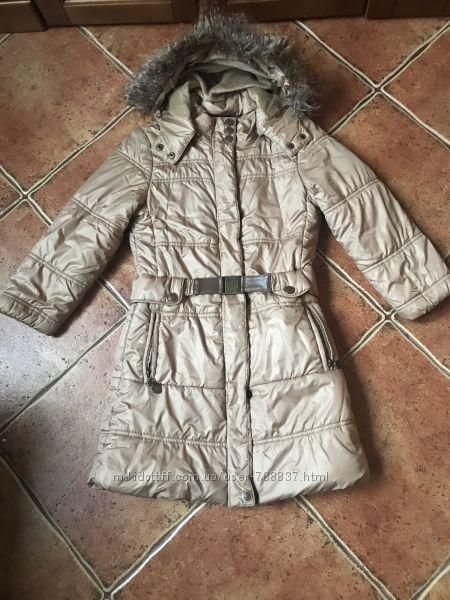 Продам деми пальто Mayoral, 122рост 7 лет, Mexx-128 рост