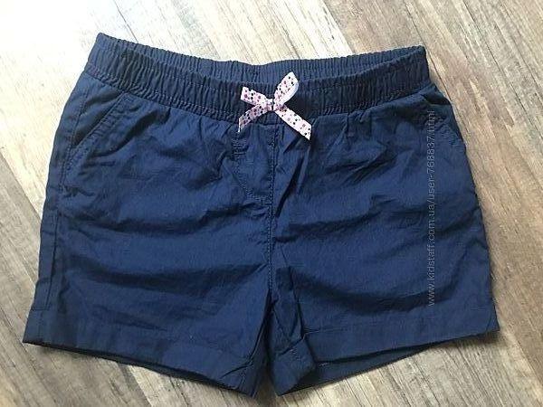 Продам новые стильные шорты для девочки 5-6 лет