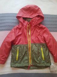 Куртка ветровка на флисе Carter&acutes 3 года