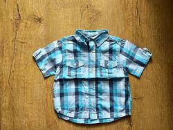 Рубашка George, размер 1, 5-2 года