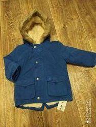 Куртка парка George, розмір 12-18 місяців