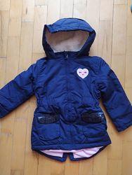 Куртка-парка Kik, размер 1,5-2 года