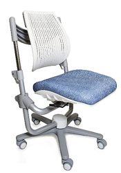 Кресло Mealux Angel Ultra J арт. C3-500 J спинка белая / обивка светло-гол