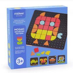MiDeer Мозаика Геометрические фигуры в наличии