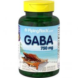 GABA гамма-аминомасляная кислота Piping Rock