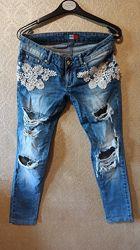 Шикарные джинсы amn, amnezia