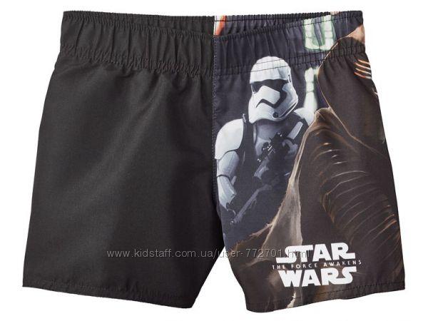 Пляжные шорты Star Wars. Германия. 110-116