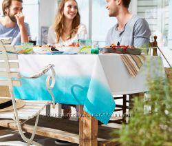 Большая красивая скатерть на стол ТСМ Чибо. 270х150