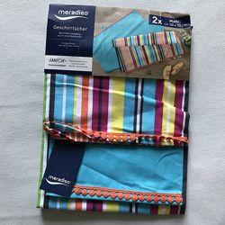 2 шт. Шикарные полотенца 50х70 Meradiso. Германия.