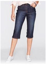 Крутые джинсовые бриджи, высокая посадка, Levi Strauss & Co. S