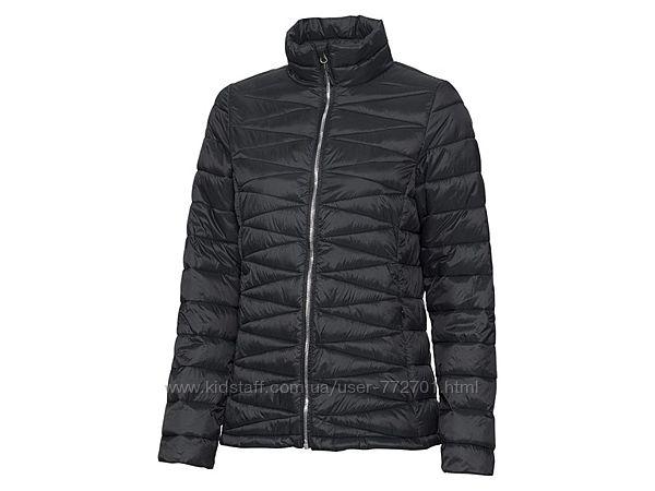Теплая, стеганая, водоотталкивающая деми куртка  Crivit.  S М