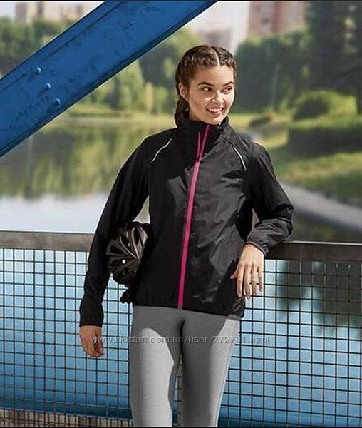 Спортивная, водонепроницаемая куртка ветровка Crivit. М L
