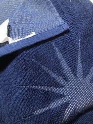 2 шт. Красивые махровые полотенца ТСМ Чибо. Германия. 49 х 49