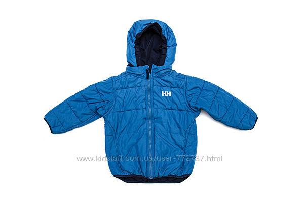 Двусторонняя куртка Helly Hansen.  Размер 110