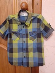 Рубашка р 116 в идеале
