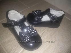 Лакированные туфельки MELANIA р-р 21 ст-ка 13. 5 см