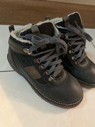 Ботинки garvalin сапоги зимние для мальчика