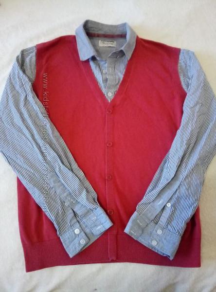 Рубашка обманка Burton l-XL