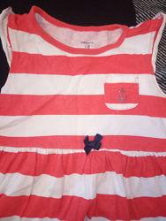 Милое платье Carters
