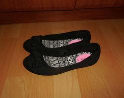 Удобные туфли балетки George