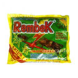 Средства борьбы с медведкой, садовыми муравьями Рембек Rembek 220 г