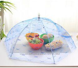 Сетка, зонтик для защиты пищи от мух