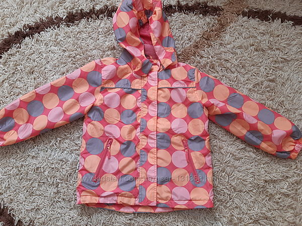 Демисезонная куртка Pidilidi 128 см