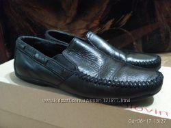 Кожаные туфли-мокасины для мальчика ТМ Golovin  188205d190654