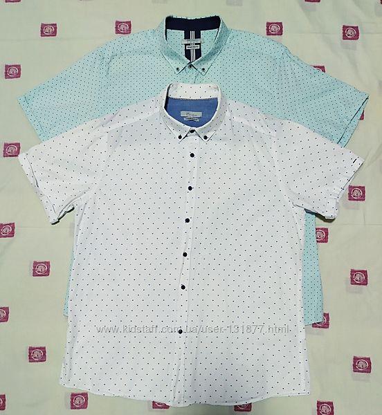 Рубашки мужские, размер XL, XXL