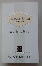 Пробник Ange Ou Demon Le Secret от Givenchy EDT