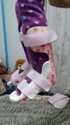 Ортезы на ножки, тутора