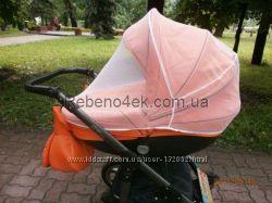 Москитные сетки для колясок, дождевики -выбор