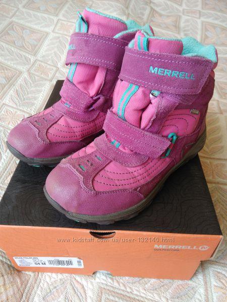 Зимові чоботи merrell