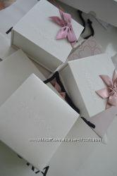 PANDORA Коробочки большие и маленькие, Оригинал. Упаковка