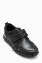 Кожаные туфли NEXTс ремешком раз 31 UK12
