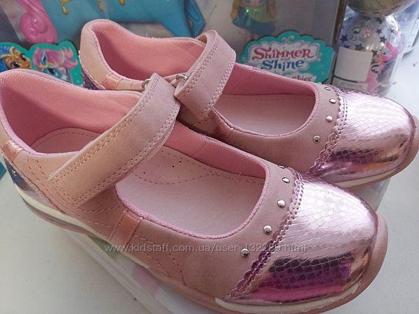 Туфли для девочки Beeko Han II Mary Jane размер US 2/Euro 33