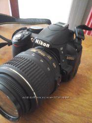 Цена снижена Продам фото аппарат  Nikon D 3100