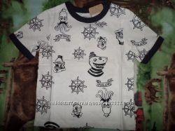 Новая футболка для мальчика Crazy8, размер 5Т