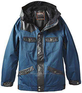 Лыжная женская куртка Nikita, размер S, оригинал
