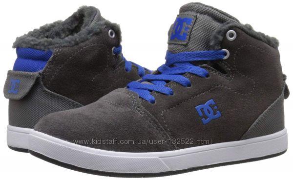 Теплые ботинки для мальчика DC, модель Crisis High, размер 12, оригинал