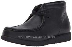 Новые демисезонные ботинки для мальчика Hush Puppies, размер 12, 5W