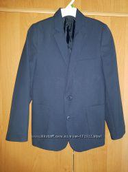 Школьный костюм для мальчика Marks Spencer, рост 128, бу