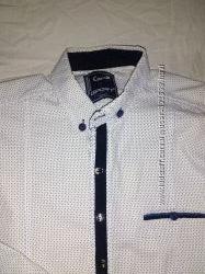 Красивенная рубашка стрейч