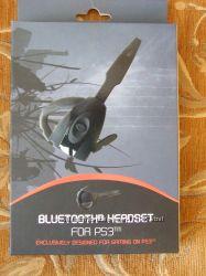 Bluethooth гарнитура для PS3 и ПК