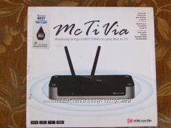 Беспроводное подключение телевизора по Wi-Fi McTivia